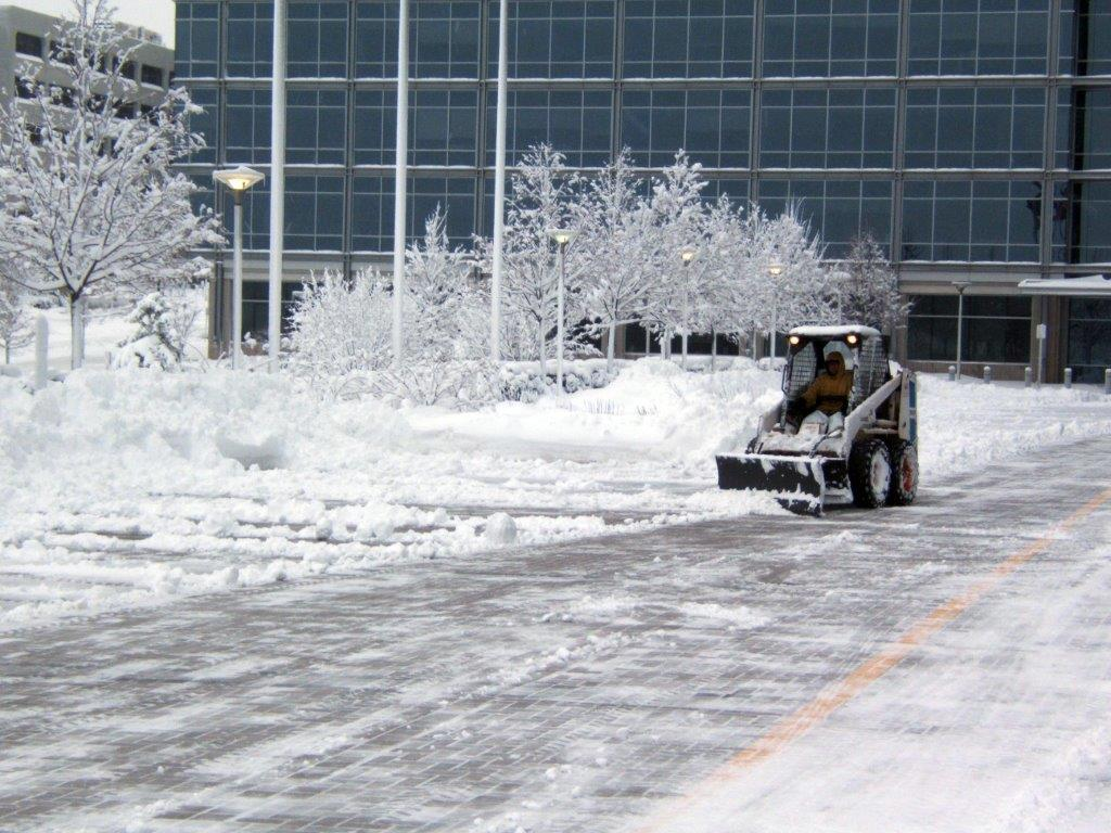 IMS is a Certified Snow Professional - one of only 3 in Indiana!