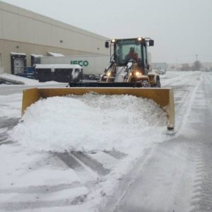 Snow removal services image